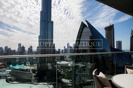 شقة 3 غرفة نوم للبيع في وسط مدينة دبي، دبي - Rare opportunity | Best Price | 3 Bed + Maid