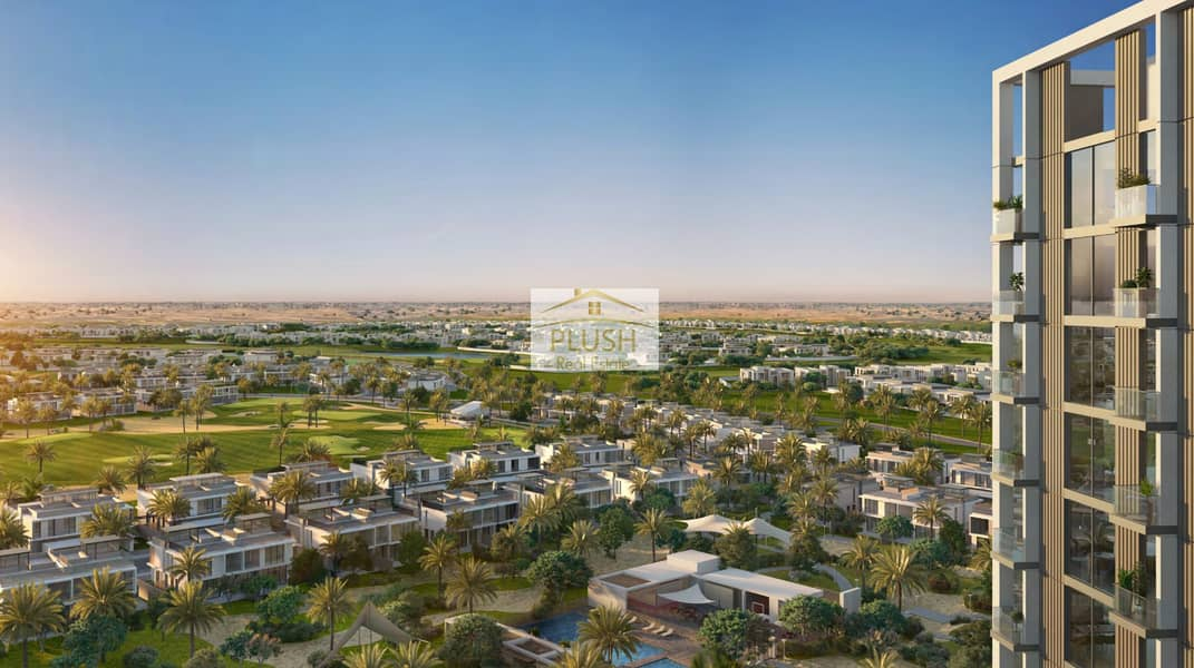 2 EMAAR SPECIAL OFFER l DLD WAIVER l PREMIUM AMENITIES l 1 BED APARTEMNT AT GOLF VILLE