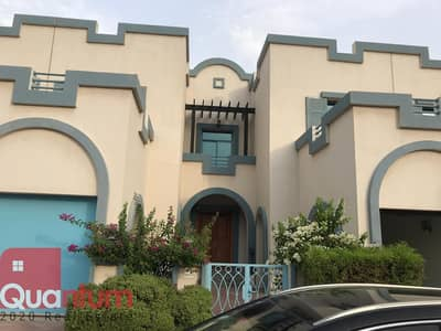 4 Bedroom Villa for Sale in Dubailand, Dubai - Corner Huge 4BR+MAids +Driver- Detached Villas
