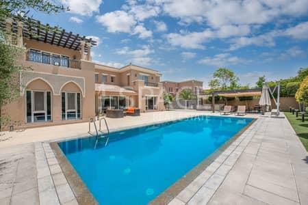 فیلا 5 غرفة نوم للبيع في المرابع العربية، دبي - Upgraded - Extended Villa - Private Pool
