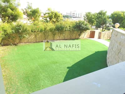 3 Bedroom Flat for Rent in Dubai Festival City, Dubai - Ground Floor with Garden|1 Month free|No Commission