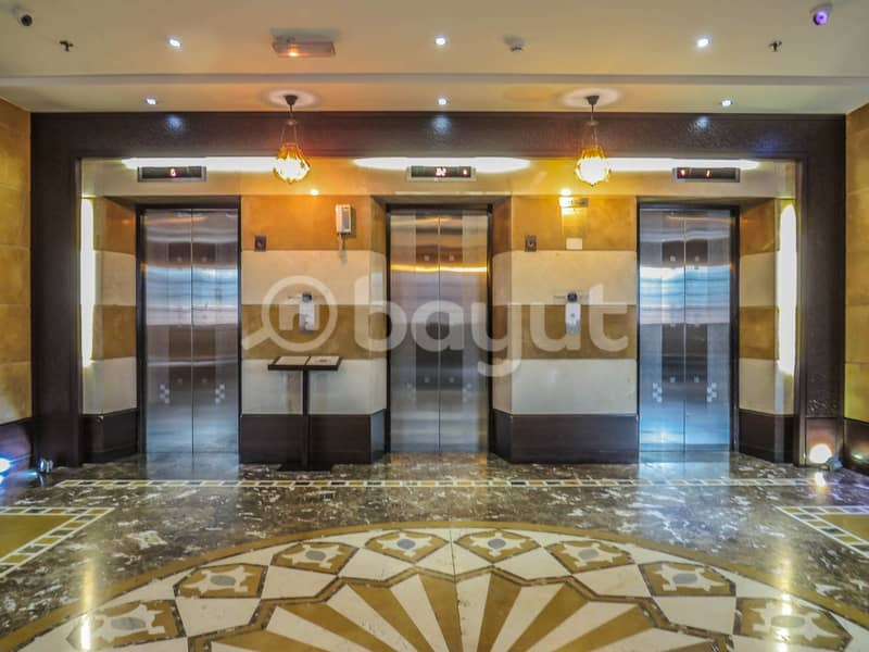 13 1 BR for rent next to the Mall of Emirates
