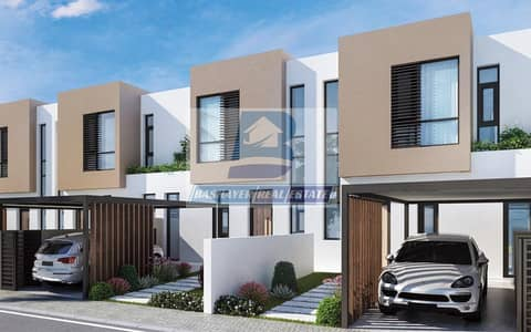 2 Bedroom Villa for Sale in Al Suyoh, Sharjah - PAY 5% and OWN VILLA- FREEHOLD- FREE SERVICE CHARGE