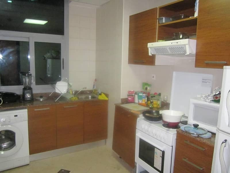 2 Chiller Free!One  Large Bedroom apartment for rent in DEC tower 1 at 63k