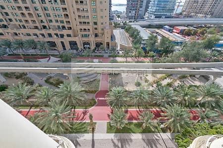 فلیٹ 2 غرفة نوم للبيع في نخلة جميرا، دبي - Partial Sea and Park Views   Vacant 2 BR+Maids
