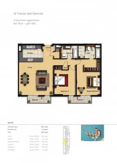 2-Bedroom-Apartment-Plot-505-Type-2B