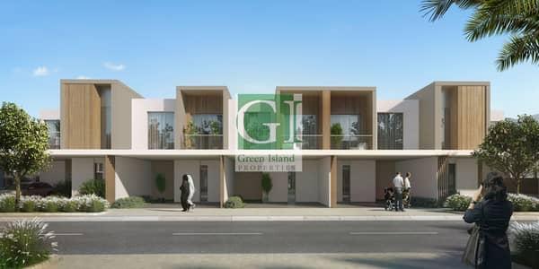 تاون هاوس 4 غرفة نوم للبيع في المرابع العربية 3، دبي - Corner Unit | L Shape and More Privacy