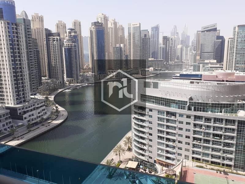 2 Full Marina View - High Floor