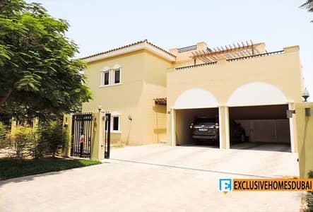 فیلا 5 غرف نوم للبيع في ذا فيلا، دبي - فیلا في فلل مزايا ذا فيلا 5 غرف 4349990 درهم - 4178836