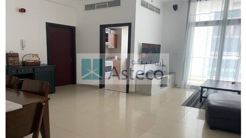 2 Fully-Furnished 1 Bedroom Apartment in DEC Tower
