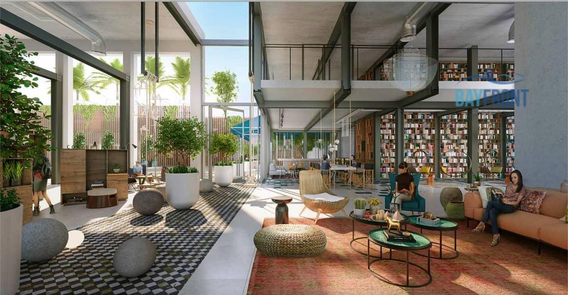 2 Facing Dubai Hills Boulevard   Payable in 4 Years