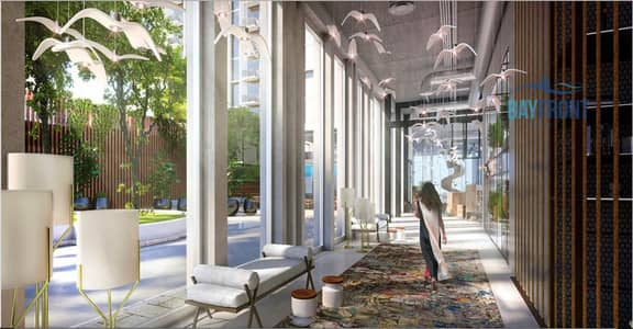 Facing Dubai Hills Boulevard   Payable in 4 Years