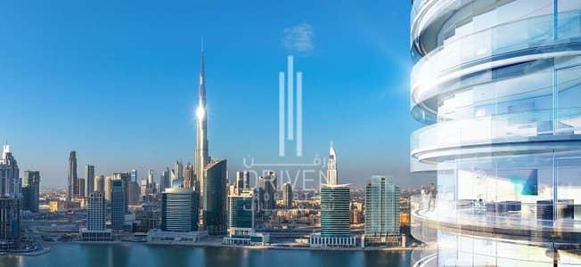 شقة 2 غرفة نوم للبيع في الخليج التجاري، دبي - 2 Bedroom Apartment w/ Burj Khalifa View