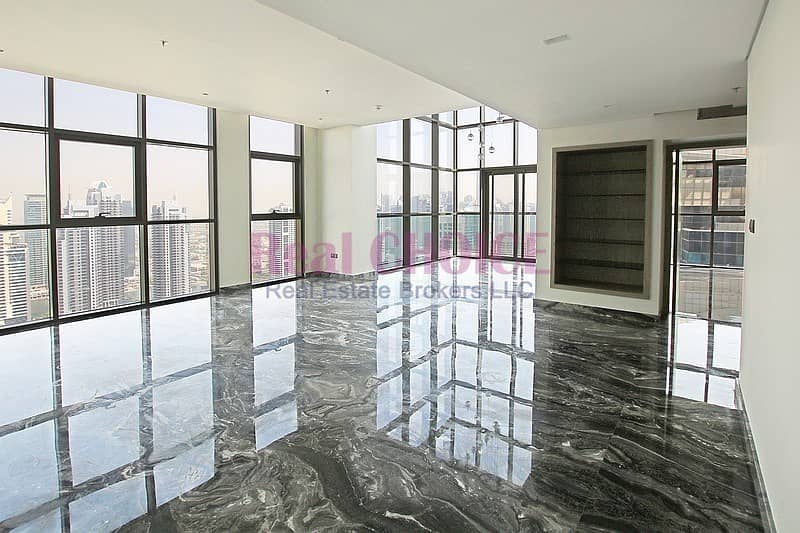 Luxurious Brand New|3BR Penthouse|Amazing View