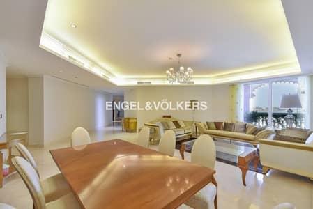 بنتهاوس 3 غرفة نوم للبيع في نخلة جميرا، دبي - Stunning Penthouse  Sea Views  Big Terrace