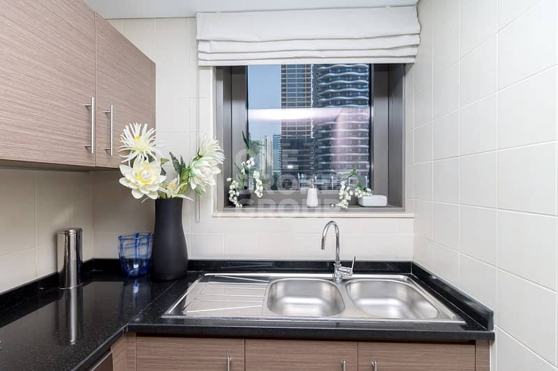 2 High floor|Type 4|Luxury living|Marina & sea view