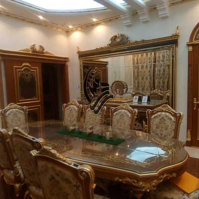 5 Bedroom Villa for Rent in Al Mamzar, Sharjah - Marvelous villa in AL Mamzar I lift and pool