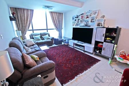 2 Bedroom Flat for Rent in Jumeirah Lake Towers (JLT), Dubai - 2 Bedroom in Global Lake View | Cluster E