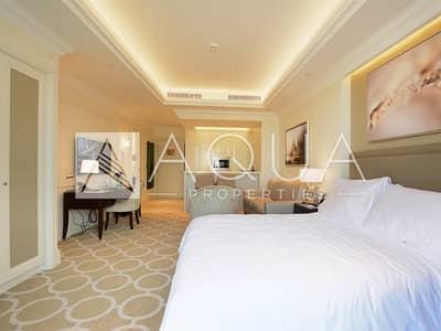 Studio for Rent in Downtown Dubai, Dubai - Affordable Furnished Studio Address BLVD