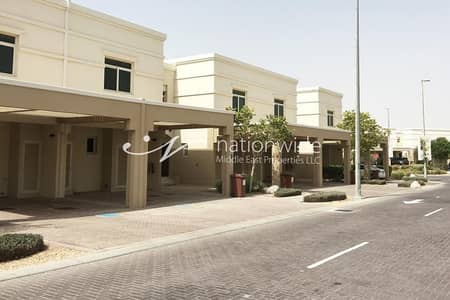 تاون هاوس 2 غرفة نوم للايجار في الغدیر، أبوظبي - Smart Investment 2 BR Townhouse w/ 2 Payments