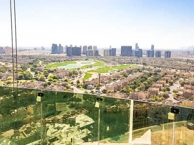 فلیٹ 2 غرفة نوم للبيع في مدينة دبي الرياضية، دبي - High Floor   Golf Course   Closed Kitchen   Sports City