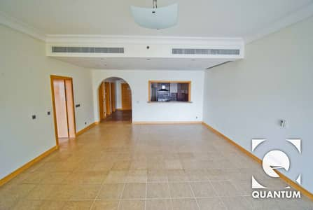 2 Bedroom Apartment for Sale in Palm Jumeirah, Dubai - Exclusive | High Floor | Cheapest On the Market