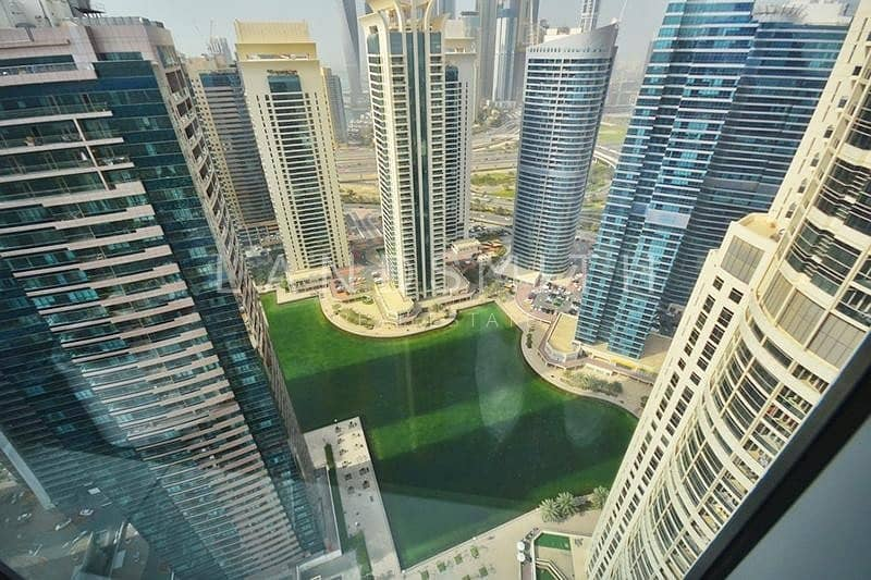 2 Lake View Fully Fitted Office Space in Swiss Tower