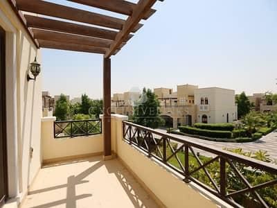 تاون هاوس 4 غرفة نوم للايجار في مدن، دبي - 4 Bed with Large Terrace + Maids | Single Row