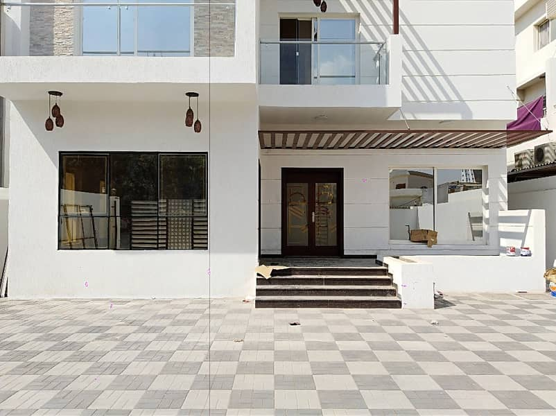 Villa for sale at an excellent price with the possibility of bank financing