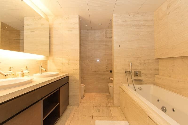 10 Perfect for Living 2BR+ study Room| Burj Khalifa Tower
