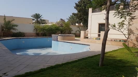 فیلا 4 غرفة نوم للايجار في المرقاب، الشارقة - ***** Special OFFER - Fully furnished 4bhk Single Storey villa in Mirghab area *****