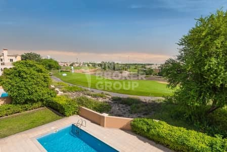 4 Bedroom Villa for Sale in Jumeirah Golf Estate, Dubai - Last Firestone with 4yrs Post Handover