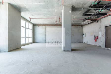 Office for Rent in Business Bay, Dubai - Available Shell and core office Grosvenor
