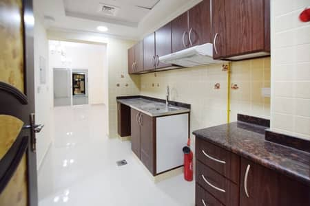 Studio for Rent in International City, Dubai - Reception and lift