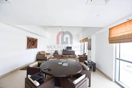 فلیٹ 2 غرفة نوم للبيع في دبي مارينا، دبي - Large 2BR Designed & Fully Furnished Apt