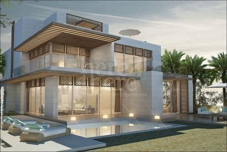 4 Bedroom Villa for Sale in Saadiyat Island, Abu Dhabi - Spectacular Views in Every Direction- Luxurious Nudra Villa