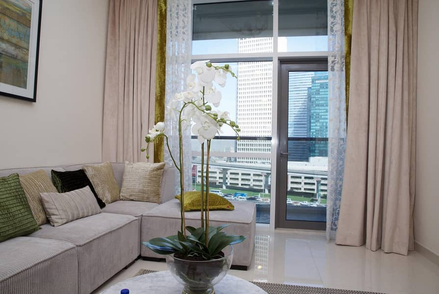 13 Special Offer at Duja Tower - 3 bedroom spacious apartment available with affordable rates.