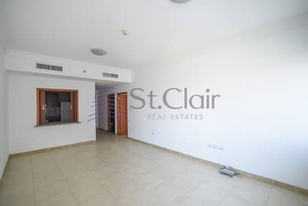 1 Bedroom Apartment for Rent in Dubai Marina, Dubai - Spacious 1 Bed | High floor | Marina View