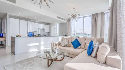 Three-Bedroom Apartment at District 1 Residences