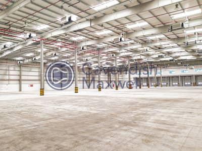 مستودع  للايجار في دبي وورلد سنترال، دبي - Fully Temperature Controlled Logistics Facility