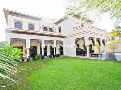 5 Bedroom Villa for Sale in The Villa, Dubai - Vast corner villa with landscaped garden