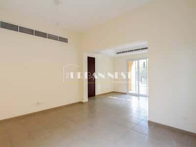 3 Bedroom Townhouse for Rent in Arabian Ranches, Dubai - Renovated townhouse with maid and garage