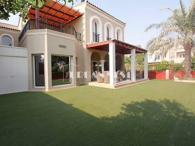 3 Bedroom Townhouse for Sale in Motor City, Dubai - Beautiful Townhouse in Green Community