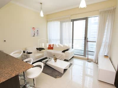 1 Bedroom Apartment for Rent in Dubai Marina, Dubai - Fully furnished apartment with gorgeous views