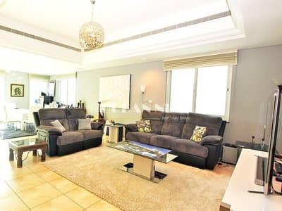 4 Bedroom Townhouse for Sale in Dubai Sports City, Dubai - Upgraded park view end unit villa in Morella