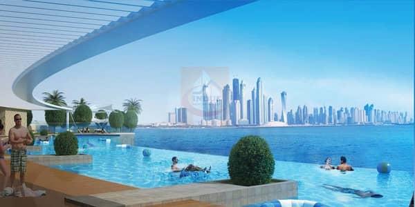 Studio for Sale in Palm Jumeirah, Dubai - Beachfront Lifestyle | Studio Apt | World Class Interiors