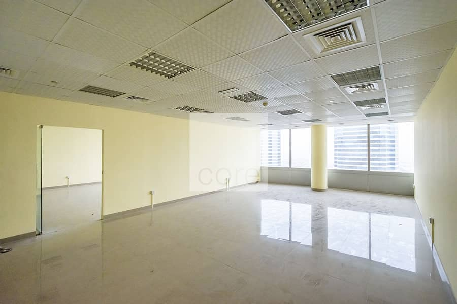 2 Fitted Office | Open Plan | High Floor