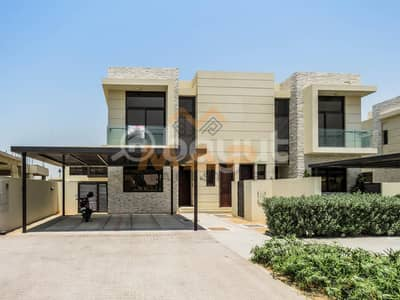 3 Bedroom Villa for Sale in DAMAC Hills (Akoya by DAMAC), Dubai - Distress Sale! Brand new 3bhk+maids room THL type villa near to park and golf course