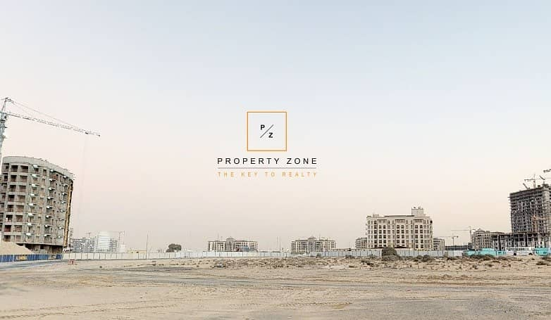 2 Retail and Residential Plot in Arjan - Dubailand