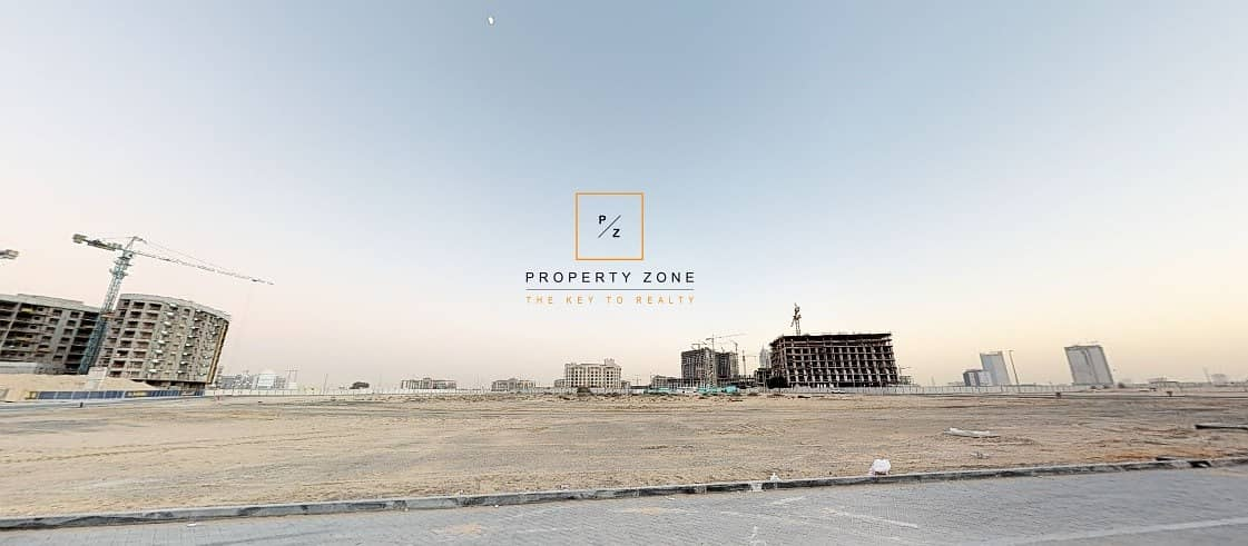 2 Massive Residential Plot in Arjan Dubailand